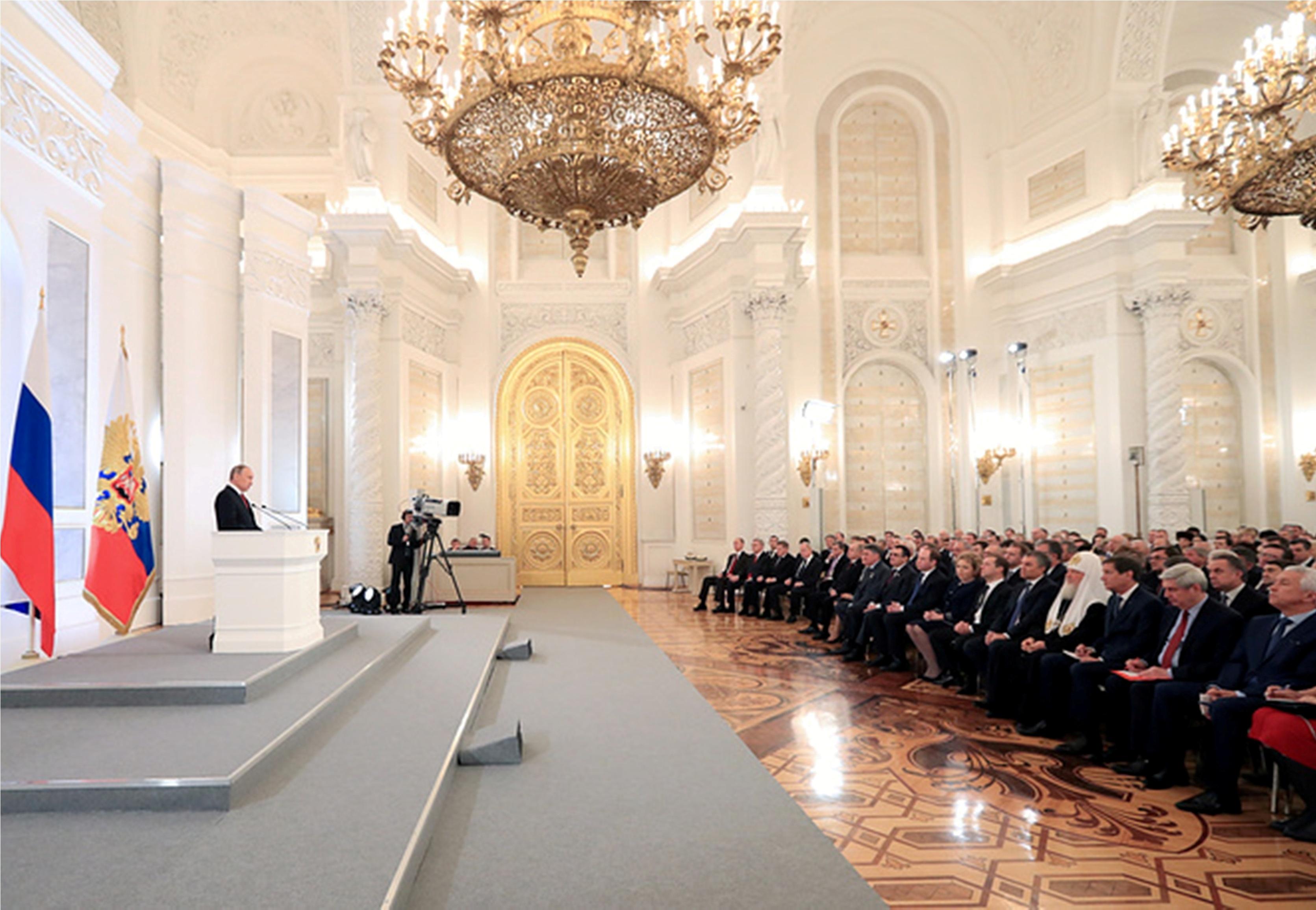 Что ждет россиян? Путин укажет в послании