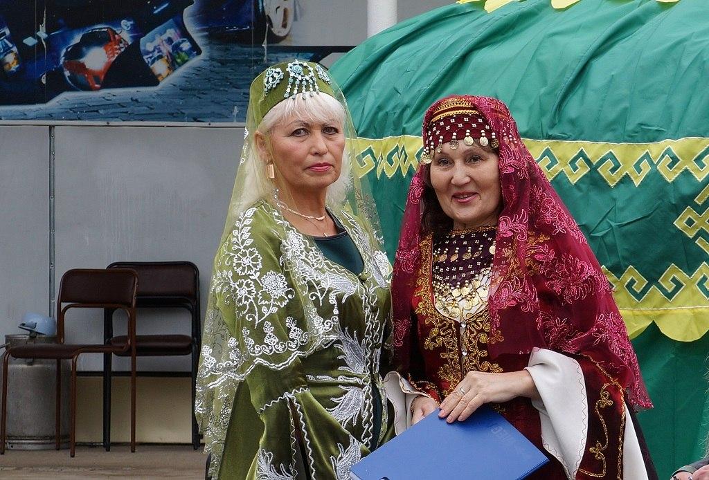 Башкирии и знакомство татар